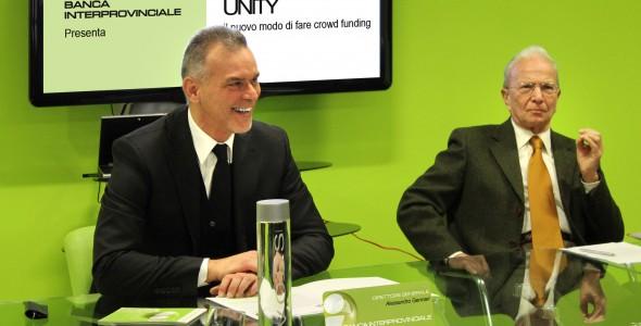 Banca Interprovinciale lancia Com Unity, il Crowdfunding che finanzia le idee innovative.