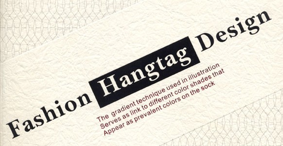 Acmesign on Fashion Hangtag Design