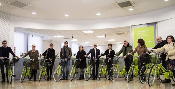 Banca Interprovinciale – Bici per i terzo settore