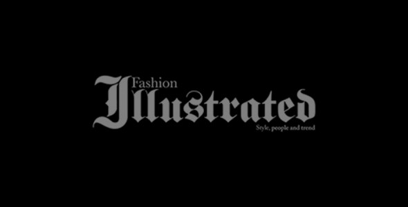 Fashion Illustrated di Alice Notarianni