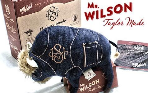 Mr Wilson is Missing